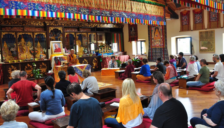 Sala di Meditazione