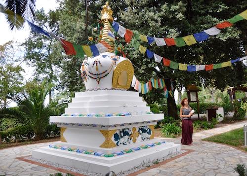 Lama Yeshe Stupa