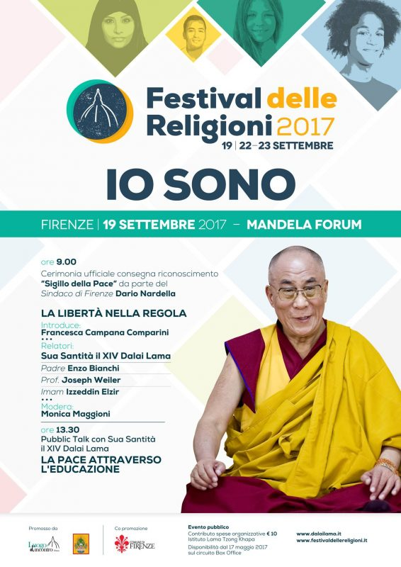 Festival delle Religioni 2017