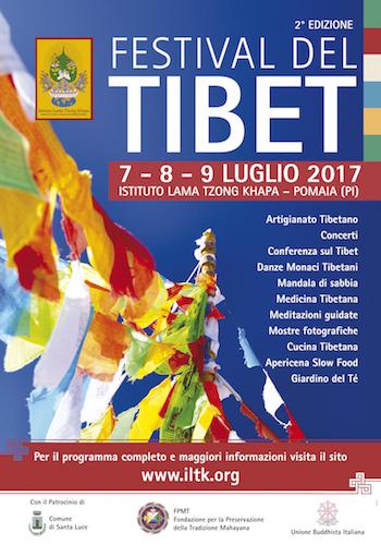 Calendario Tibetano.Festival Del Tibet