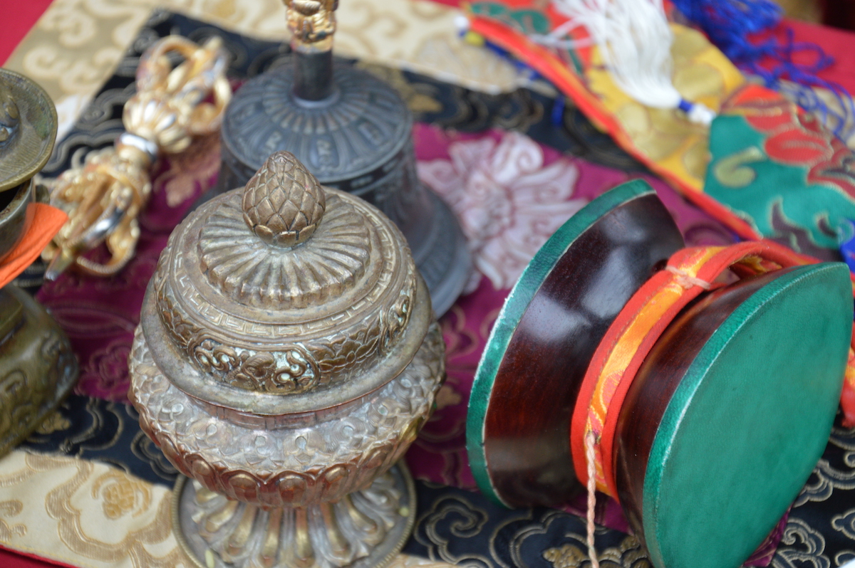 Vajrayoghini Blessing and Retreat